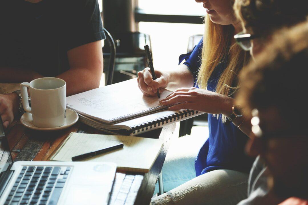 Emprendimiento: Trabajar juntos